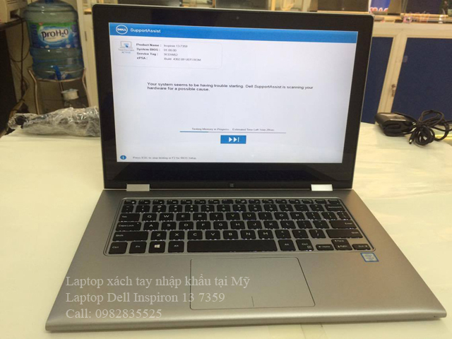 laptop dell inspiron 7359 1