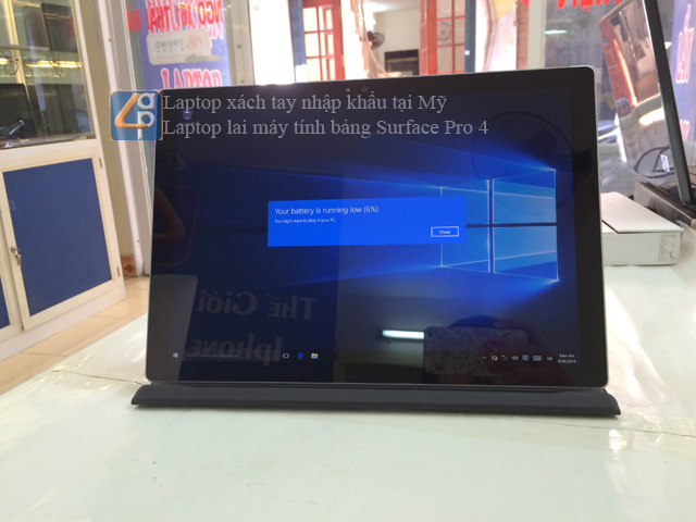 laptop lai may tinh bang surface pro 4 4