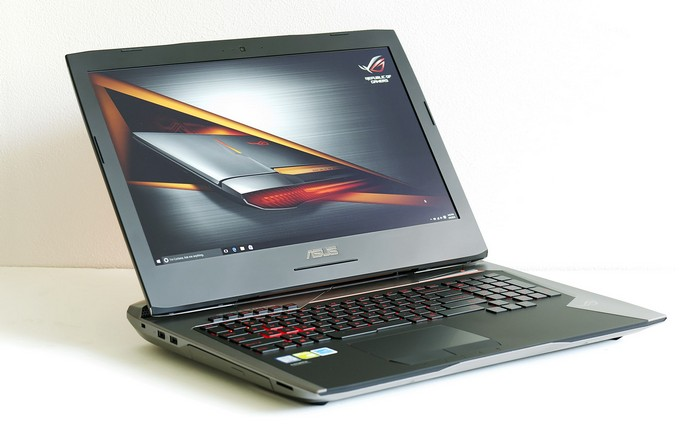 laptop asus rog g752vs