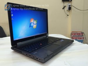 laptop hp elitebook 8570w 2