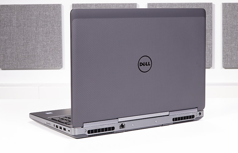 laptop dell precission 7510 2