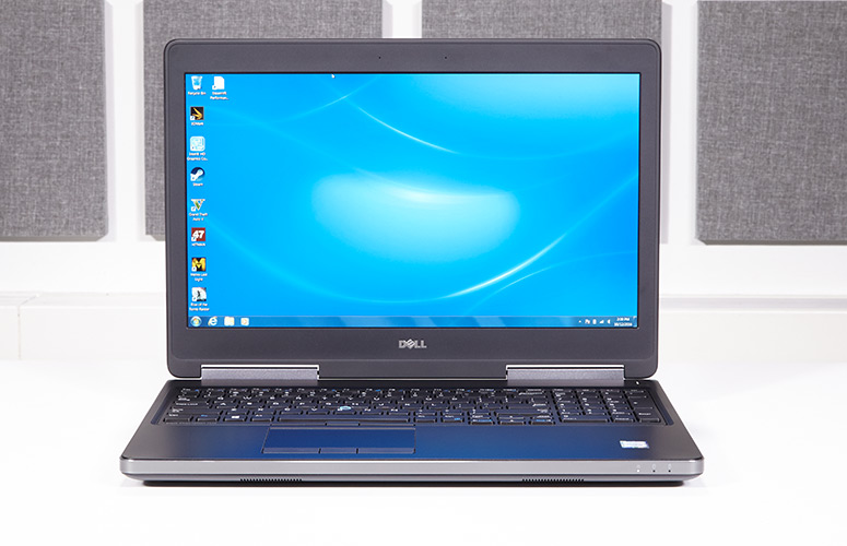 laptop dell precission 7510