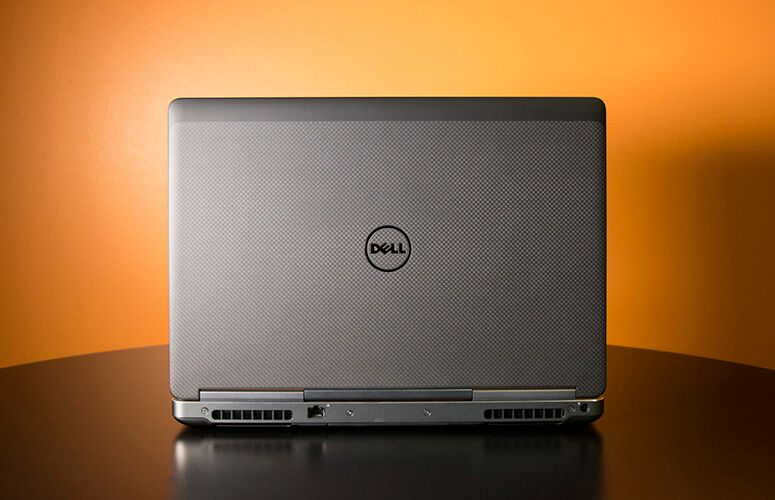 laptop dell precission 7520 8