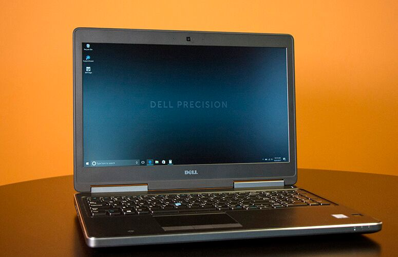 laptop dell precission 7520