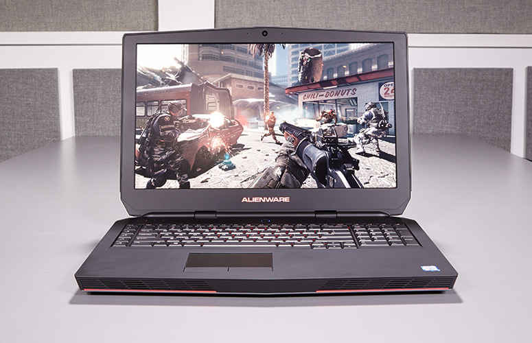 laptop dell alienware 17 r3 1