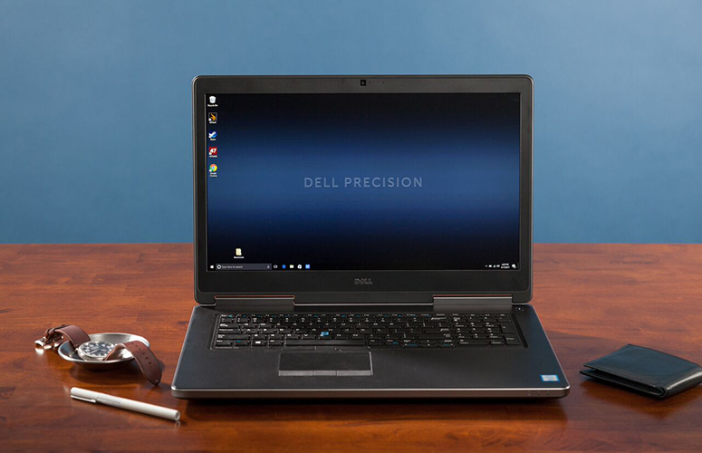 laptop dell precision 7720 1