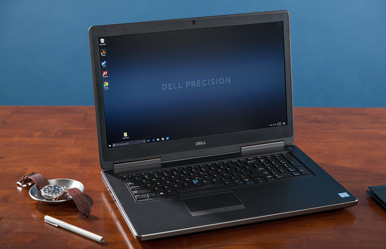 laptop dell precision 7720