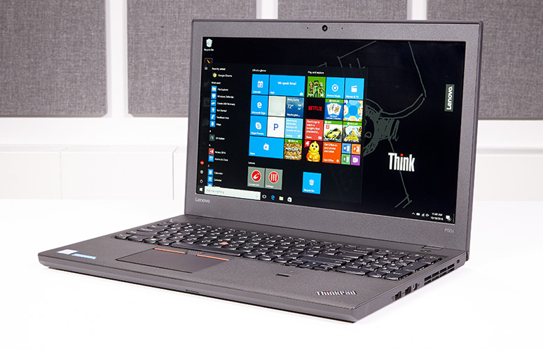 laptop lenovo thinkpad p50s