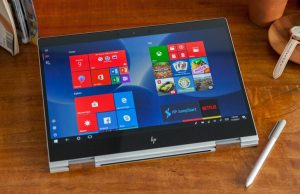 laptop hp spectre x360 13