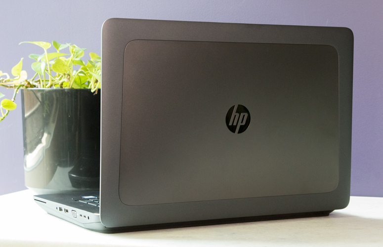 laptop hp zbook 17 g4 3