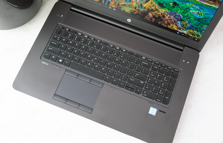 laptop hp zbook 17 g4 4