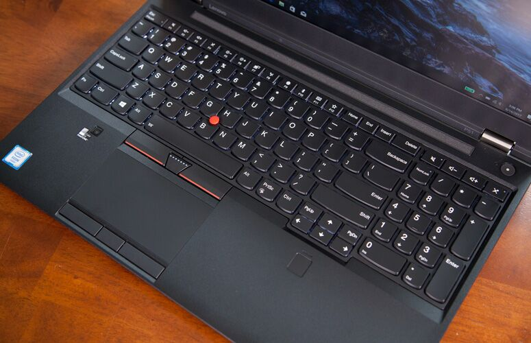 laptop lenovo thinkpad p51 5