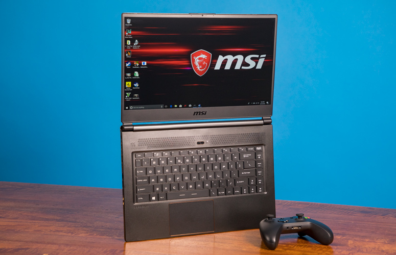 laptop MSI GS65 Stealth Thin 1