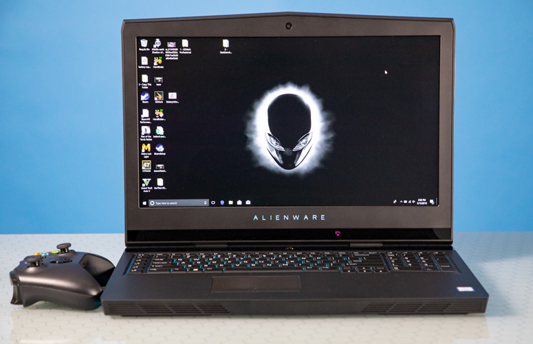 laptop dell alienware 17 r5 4
