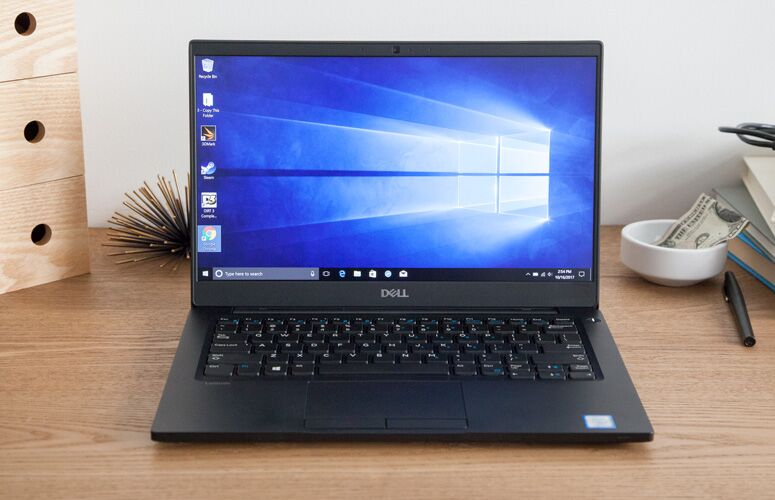 laptop dell latitude 7380