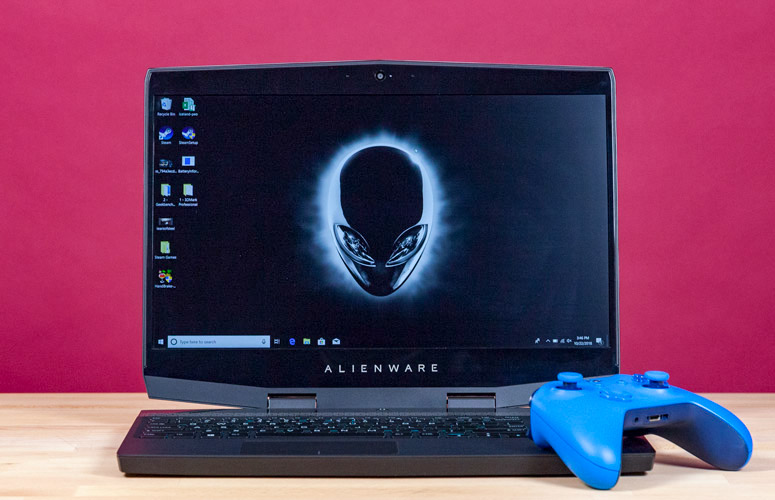 laptop dell alienware m15 10