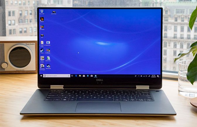 laptop dell xps 15 2 trong 1