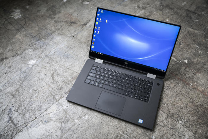 laptop dell xps 15 9575 1