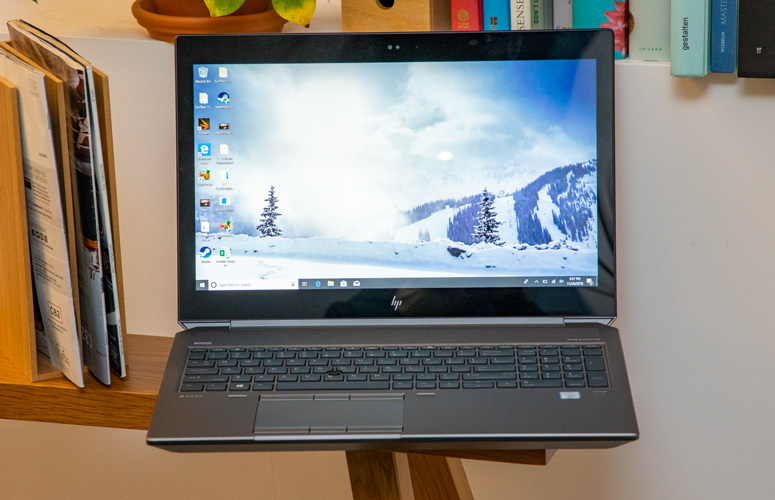 laptop hp zbook 15 g5 1