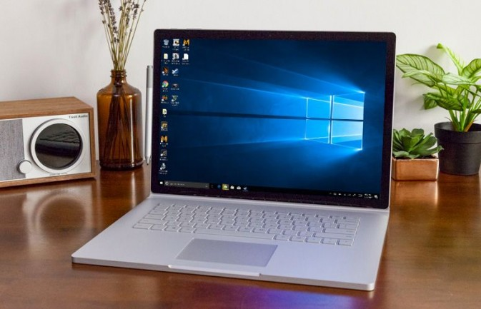 laptop microsoft surface book 2