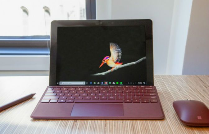 laptop microsoft surface go