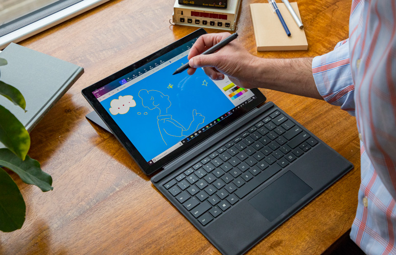 laptop microsoft surface pro 6 7