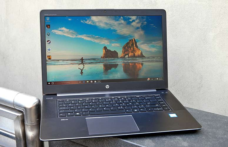 laptop hp zbook studio g3 2