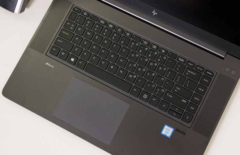 laptop hp zbook studio g4 3