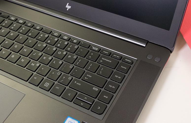 laptop hp zbook studio g4 9