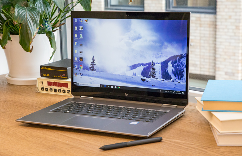 laptop hp zbook studio x360 g5 9