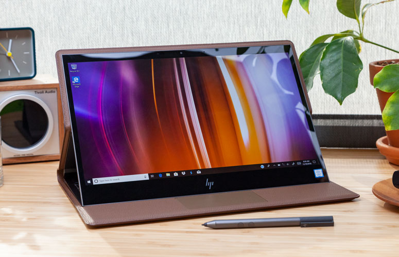laptop HP Spectre Folio 4