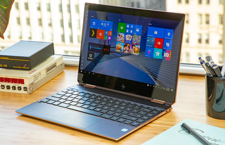 laptop hp spectre x360 13 2019 6