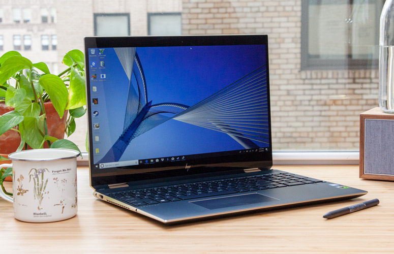 laptop hp spectre x360 15 2019
