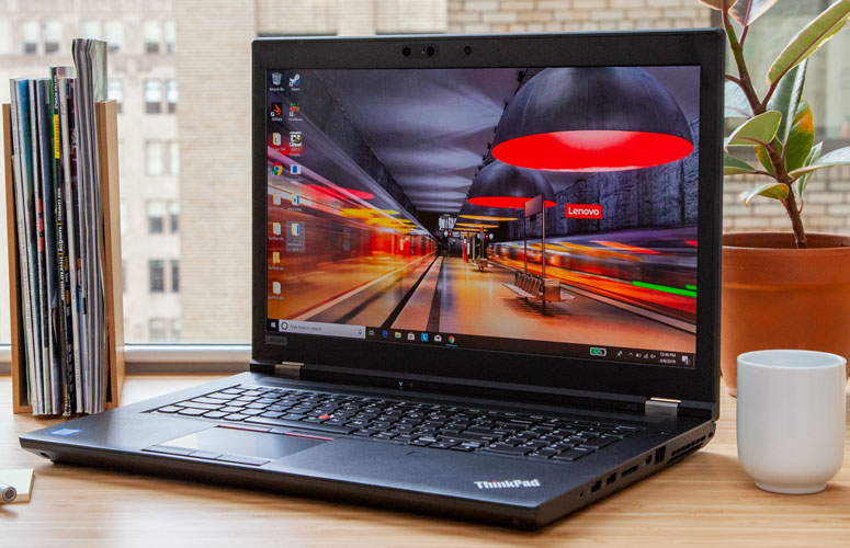 laptop lenovo thinkpad p72