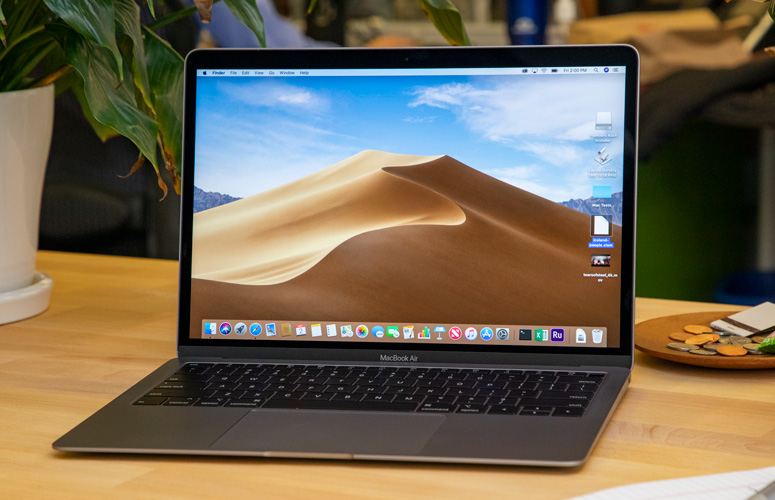 laptop macbook air 2018