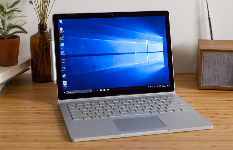 laptop Microsoft Surface Book 2 10