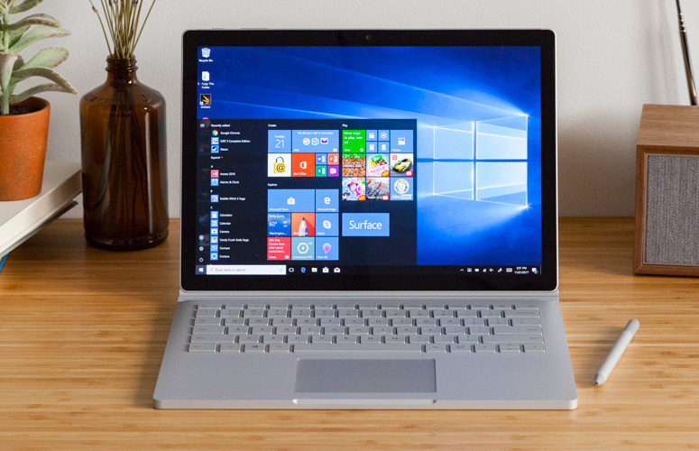 laptop Microsoft Surface Book 2 9