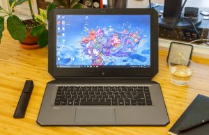 laptop hp zbook x2