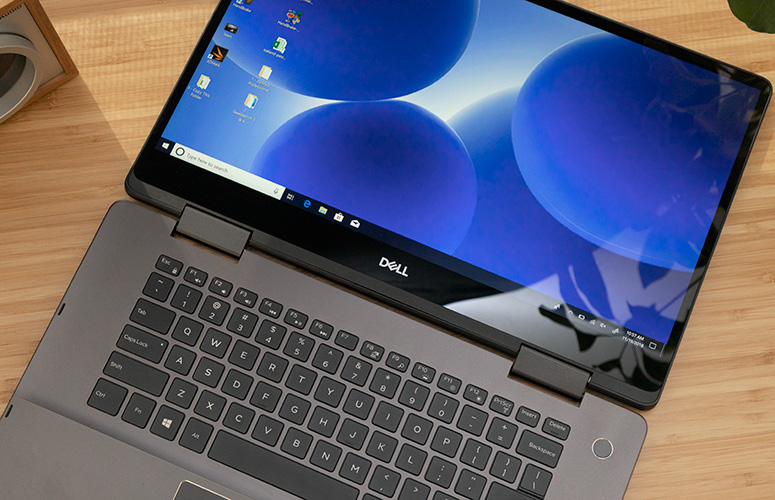 laptop Dell Inspiron 15 7000 2 in1 2018 8