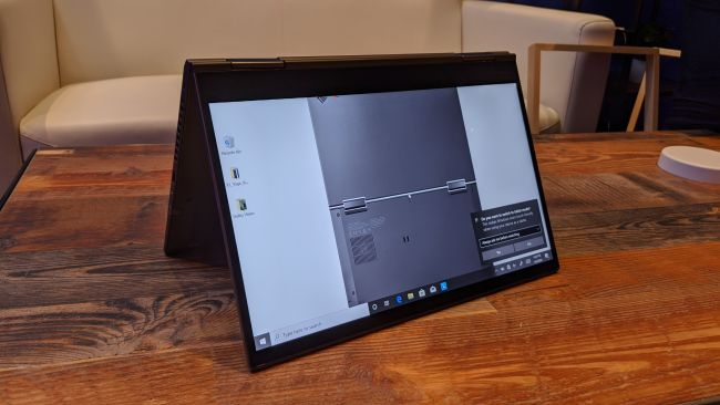 laptop Lenovo ThinkPad X1 Yoga Gen 5 1