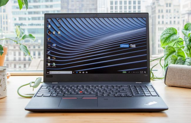 laptop Lenovo ThinkPad T580